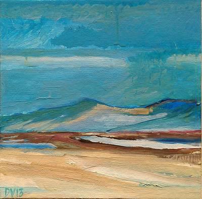 Painting - Absaroka Rain by Dawn Vagts