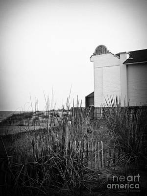 Photograph - Absence Of Noise In Black And White by Colleen Kammerer