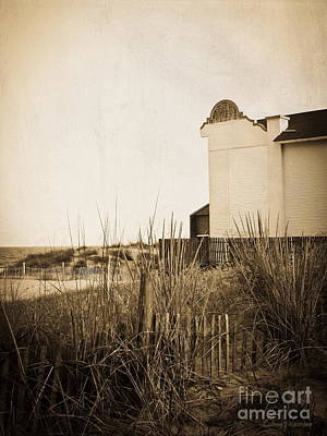 Photograph - Absence Of Noise In Sepia by Colleen Kammerer