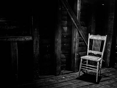 Justin Woodhouse Photograph - Absentia by Kaleidoscopik Photography