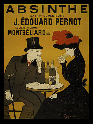 Absinthe Painting - Absinthe Pernot by Vintage Images