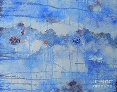 Painting - Abstract # 3 by Susan Williams