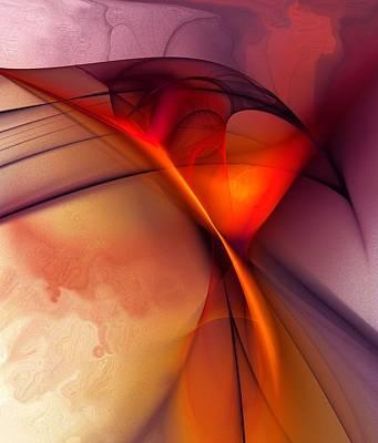 Digital Art - Abstract 030113 by David Lane