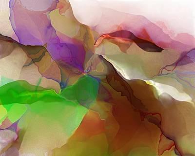 Digital Art - Abstract 030213 by David Lane