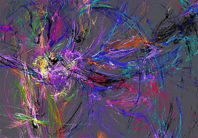Digital Art - Abstract 060613 by David Lane