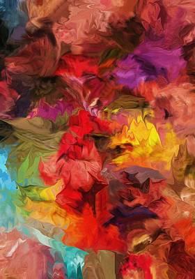 Digital Art - Abstract 081313 by David Lane
