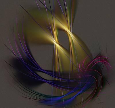 Digital Art - Abstract 090613 by David Lane