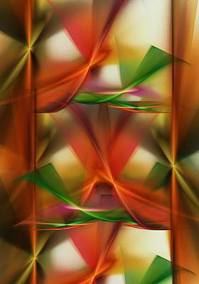 Digital Art - Abstract 092313 by David Lane