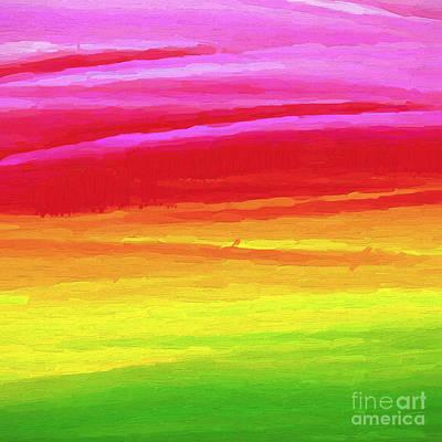 Digital Art - Abstract 101 Duvet Cover by Ed Churchill