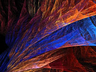 Digital Art - Abstract 109 by Sandra Conceicao