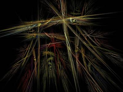 Digital Art - Abstract 110 by Sandra Conceicao
