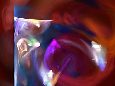 Digital Art - Abstract 115 by Sandra Conceicao