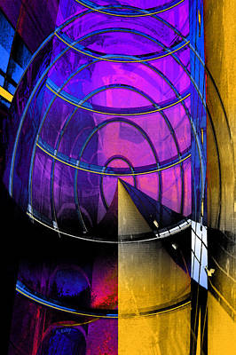 Digital Art - Abstract 12 by Fran Riley