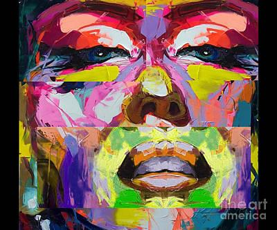 Abstract 12.14.2014..05 Art Print