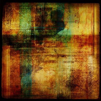 Abstract 1301 Print by Mark Preston