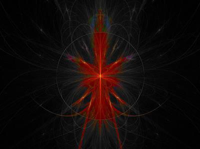 Digital Art - Abstract Series 15 by Carlos Diaz