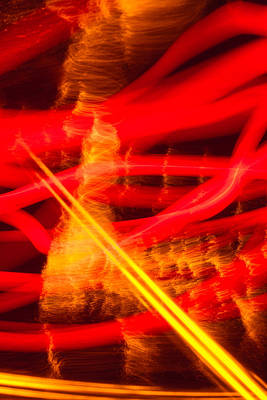 Photograph - Abstract 18 by Steve DaPonte