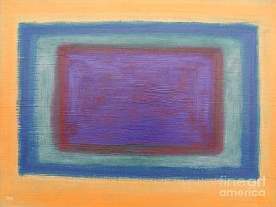 Abstract 186 Art Print by Patrick J Murphy