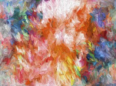 Digital Art - Abstract Series 19 by Carlos Diaz