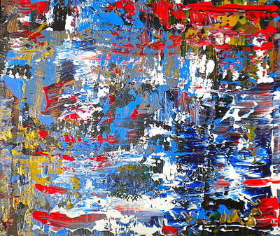 Painting - Abstract 2 by Dylan Chambers