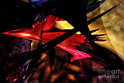 Abstract 2013 Print by Gerlinde Keating - Galleria GK Keating Associates Inc