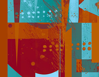 Abstract 203 Art Print