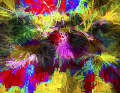 Digital Art - Abstract Series 22 by Carlos Diaz