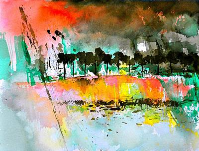 Abstract Landscape Royalty-Free and Rights-Managed Images - Abstract 318010 by Pol Ledent