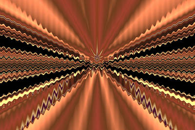 Digital Art - Abstract 357 by Judi Suni Hall
