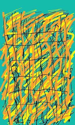 Abstract #37 Art Print