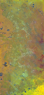 Abstract 4 Art Print by Corina Bishop