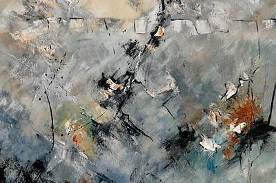 Watercolor Typographic Countries - Abstract 69212012 by Pol Ledent