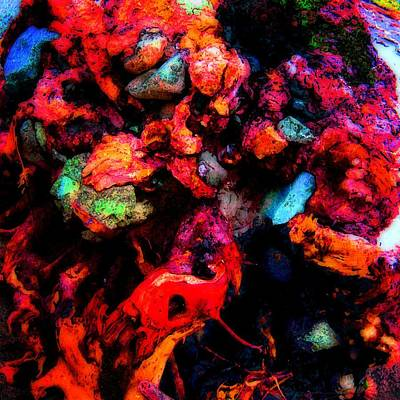 Photograph - Abstract 71 by Timothy Bulone