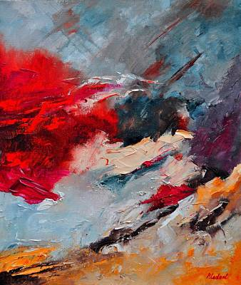 Unicorn Dust - Abstract 818 by Pol Ledent