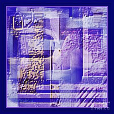 Abstract 950 Art Print by Nedunseralathan R