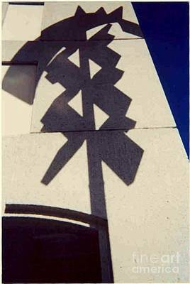 Photograph - Abstract Angles by Michael Hoard