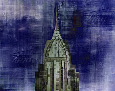 Photograph - Abstract Architecture by Judy Hall-Folde