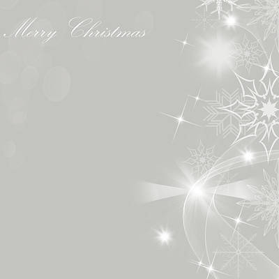 abstract background of Christmas lights  Original