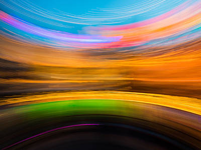 Beers On Tap - Abstract blurred light background by Dutourdumonde Photography
