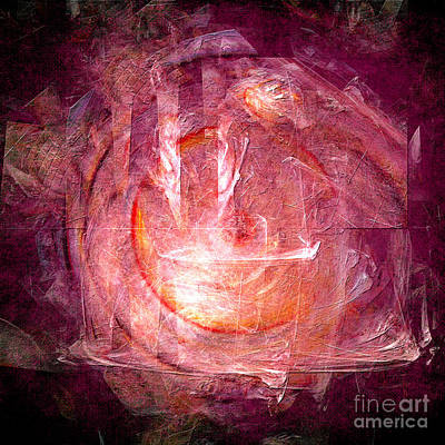 Digital Art - Abstract Board by Alexa Szlavics