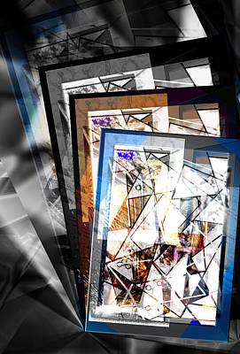 Digital Art - Abstract Choice by Art Di