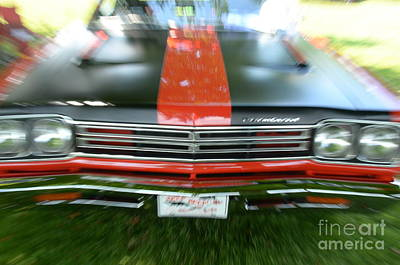 Photograph - Abstract Classic by Randy J Heath
