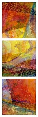 Abstract Royalty-Free and Rights-Managed Images - Abstract Collage No. 2 by Michelle Calkins