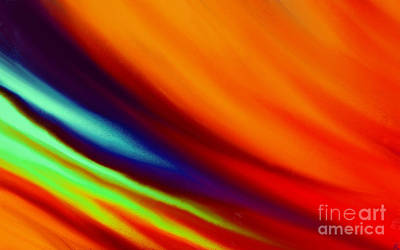 Painting - Abstract Colors II by Anita Lewis