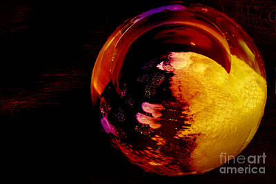 Photograph - Abstract Colors by Steven Parker