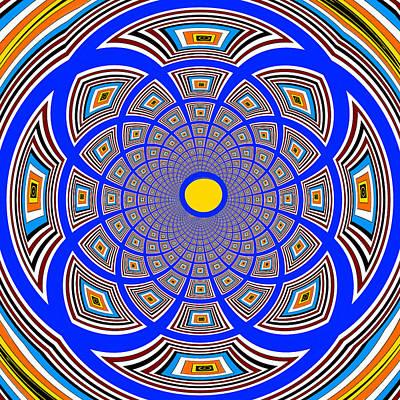 Life Study . Ganesha Digital Art - Abstract-d2 by Anand Swaroop Manchiraju