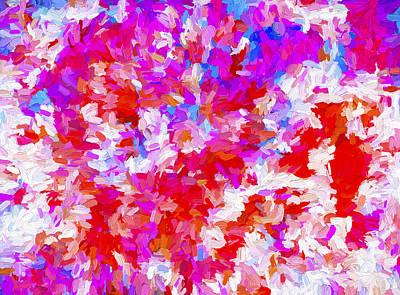 Digital Art - Abstract Series Ex2 by Carlos Diaz