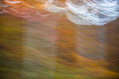 Photograph - Abstract Fall 10 by Joye Ardyn Durham