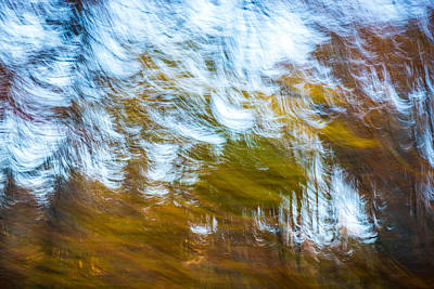 Photograph - Abstract Fall 12 by Joye Ardyn Durham