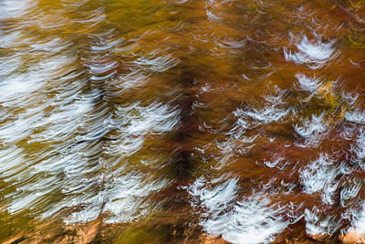 Photograph - Abstract Fall 9 by Joye Ardyn Durham
